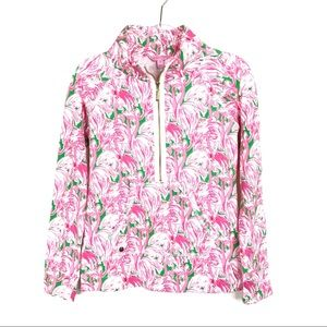 Lilly Pulitzer   Pink Colony Skipper Popover